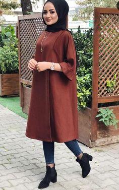 Fashion Tips Color .Fashion Tips Color Hijab Fashion Summer, Modest Fashion Hijab, Modern Hijab Fashion, Street Hijab Fashion, Casual Hijab Outfit, Hijab Fashion Inspiration, Muslim Fashion, Mode Inspiration, Winter Fashion