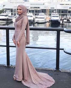 Details about Dusty Pink Muslim Mermaid Evening Dresses Long Sleeves Arabic Prom Formal Gowns , Muslim Prom Dress, Hijab Prom Dress, Hijab Gown, Muslim Evening Dresses, Hijab Evening Dress, Bridesmaid Dress, Hijab Outfit, Evening Gowns, Long Sleeve Evening Dresses