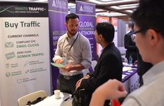 Meet Market at Affiliate Summit East 2015, which took place August 2-4, 2015 at the New York Marriott Marquis in New York, NY. #ASE15