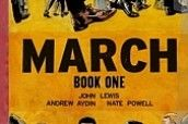 This compelling civil rights memoir — which kicks off a planned trilogy — depicts Rep. John Lewis's origins and early actions as a nonviolen...