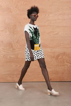 yagazieemezi:  Mary Maguet For Karen Walker Resort 2015