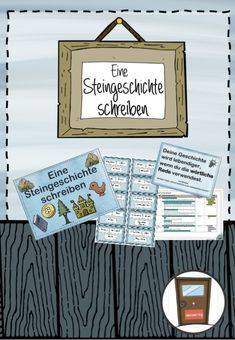 Unterrichtsmaterial Kreatives Schreiben für die Klassen 2-4 Teacher Worksheets, Small Groups, Narrative Poetry, Pictorial Maps, Teaching Materials, Primary School, History