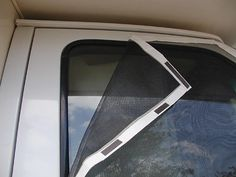 TexCyn Life: Mah cloudy head - DIY RV window screens