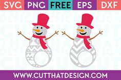 Cut That Design provides a large selection of Free SVG Files for Silhouette, Cricut and other cutting machines. Available in SVG, DXF, EPS and PNG Formats. Free Svg Cut Files, Svg Files For Cricut, Free Christmas Printables, Christmas Svg, Aztec, Snowman, Free Pattern, Chevron, Diy And Crafts