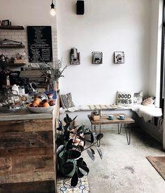 NEW YORK CITY Stonefruit espresso + kitchen