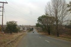 Along the route of #MandelaMarathon