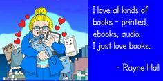 I love books I Love Books, Just Love, Videos, Ebooks, Reading, Memes, Prints, Quotes, Meme