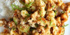 General Tso's Cauliflower Vertical