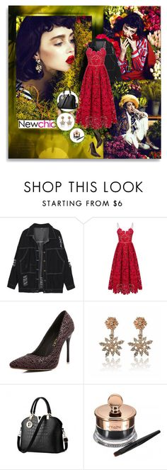 """""""#newchic"""" by shinee-pearly ❤ liked on Polyvore featuring chic, New and newchic"""