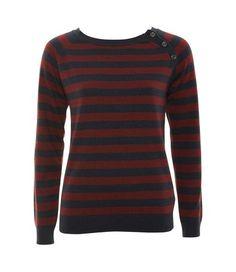 A|wear Burgundy Angora Bell Sleeve Jumper