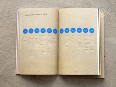 Annual report, by Kuddes Kerros, via Behance Annual Report Design, Habitat For Humanity, Logo Design, Graphic Design, Innovation Design, Creative Design, Annual Reports, Layout, Leaflets
