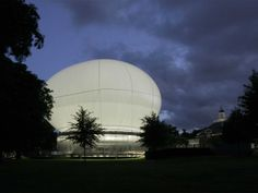 Serpentine Gallery Pavilion 2006, Designed by Rem Koolhaas and Cecil Balmond, with Arup Serpentine Gallery Pavilion