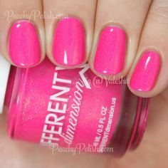 Different Dimension Ditz 2.0 | Summer 2015 80s Baby Collection | Peachy Polish