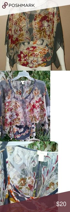 Anthropologie Tiny brand blouse Excellent condition smoke free home Anthropologie Tops