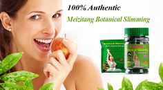 100% Aunthentic Meizitang Botanical Slimming Soft Gel,Hot Sale!