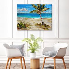 Ready2HangArt 'Island Time' by Sarah LaPierre Canvas Art