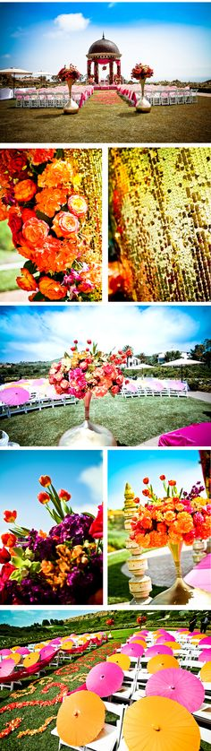 Indian Wedding Photography :Pictures at Pelican Hill Newport Beach. More Indian Weddings http://www.larockphotography.com/indian-wedding-photography