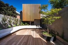 House in Melbourne by Nicholas Murray Architects I Follow back if you like my pins!