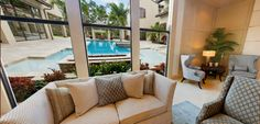 Tuscan Sun living room - Golden Oak at Walt Disney World Resort - a world embraced by luxury, privacy, and the Magic of Disney. This magnificent resort community offers first-ever whole ownership of custom single-family homes at Walt Disney World® Resort.