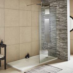 Hydrolux Walk In Shower Enclosure 1200 x 1 x 800 & 1 x 700 Framed Shower Door, Frameless Shower Doors, Glass Shower Doors, Wet Room Screens, Bath Screens, Shower Screens, Modern Bathroom, Small Bathroom, Bathroom Ideas
