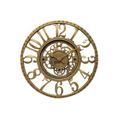 I pinned this Wells Wall Clock from the Marvelous Man Cave event at Joss and Main!
