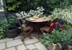 Casa y Jardín: Ideas para decorar la terraza