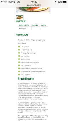 menu dieta zona 3 blocchi