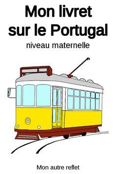Livret d'exercices pour niveau PS et MS sur le thème du Portugal Portugal, Ps, Europe, Yoga, Tiles, Learn Portuguese, Photo Manipulation, Yoga Sayings