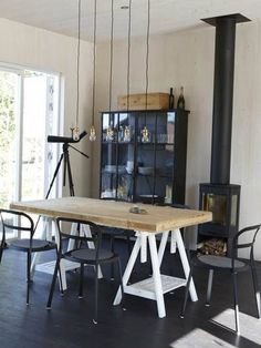 5 Small-Space Solutions from a Fabulous Swedish Prefab   Apartment Therapy