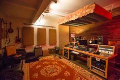 nice Inside the Underground World of LA's Home Recording Studios