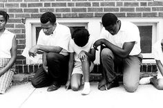 Student John Lewis, SNCC by Black History Album, via Flickr
