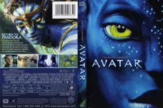Avatar Cinematography by Mauro Fiore - Costume Design by Mayes C. Rubeo & Deborah Lynn Scott - Directed by James Cameron - Music by James Horner - Production Design by Rick Carter & Robert Stromberg James Cameron, Capas Dvd, Avatar Movie, Pandora, Movie Covers, Dollhouse Accessories, Covered Boxes, Paper Dolls, Dollhouse Miniatures