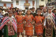 People in Peru.
