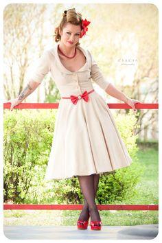 vintage style dress 50  fashion 50 Es Évek Ruhái ee9546cd40