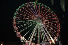 Roda gigante, Baía de Cascais, Natal 2013