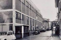 Deventer portiersloge Ankersmit fabriek wijk de Zandweerd