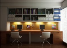 find this pin and more on dream home work space office design - Design A Home Office
