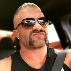 The Controversial Horseshoe Moustache Handlebar Mustache, Mustache Styles, Beard No Mustache, Latest Beard Styles, Hair And Beard Styles, Chevron, Scruffy Men, Sexy Beard, Respect