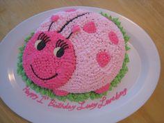 lovebug cake