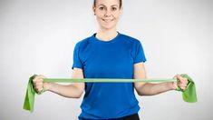 Kuminauhajumppa | Yhteishyvä Health Fitness, Exercise, Band Workouts, Shape, Sport, Healthy, Ejercicio, Deporte, Sports
