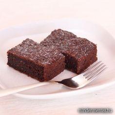 dark-fudgy-nutritious-CHocolate Zucchini Brownies by Ingenious Cooking Vegan Gluten Free Desserts, Paleo Recipes Easy, Vegan Sweets, Healthy Sweets, Gluten Free Recipes, Baking Recipes, Healthier Desserts, Chocolate Zucchini Brownies, Fudgy Brownies