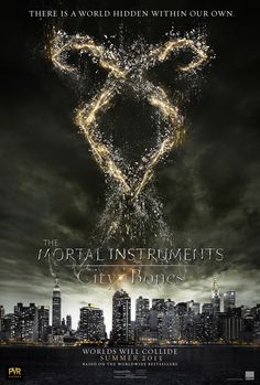 Day 22: The Mortal Instruments: City of Bones