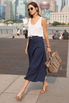 Cute Summer Work Outfit Idea