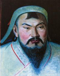 Mongols Genghis Khan Page Kublai Khan, High Middle Ages, Sea Of Japan, Genghis Khan, Ap World History, Picts, Mongolia, Artist, Dschingis Khan