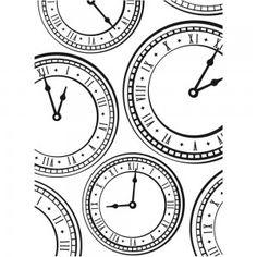 Darice EB121801 - Clock Background