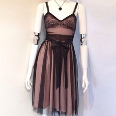 """❤️💕💞OXOXO Formal Dress OXOXO Formal Dress. Size 5. Body Lining, 100% Polyester. Hand Wash Cold. Never been worn with tags. Measurements: Waist 13.5 ( frontal measurements). Strap Length 6"""". Length of dress from waist 24"""". Armpit to armpit 15.5"""". Straps are not adjustable Made in USA. OXOXO Collection Dresses"""