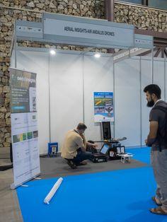 HiDrone Technology, primer Salón de Tecnología Dron de Andalucía, se celebró durante los días 7 y 8 de junio, en el Palacio de Ferias y Congresos de Málaga (Fycma).