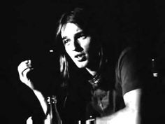 Pink Floyd ~ David Gilmour - Very Very Hot!!!! Wish i knew what he was saying, But it really don't matter. He Sounds So Sexy Speaking French <3