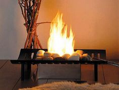 Gel fuel is an awesome compound that's really useful when combined with ventless fireplaces. But it can be expensive, so learning how to make gel fuel can be handy. Gel Fireplace, Ethanol Fireplace, Fireplaces, Stove Fireplace, Calcium Carbonate Powder, Deck Fire Pit, Fire Pits, Chippendale Chairs, Making A Bench
