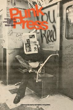 Punk Press: Rebel Rock in the Underground Press, 1968-1980 | http://www.artecontemporanea.com/punk-press-rebel-rock-in-the-underground-press-1968-1980/